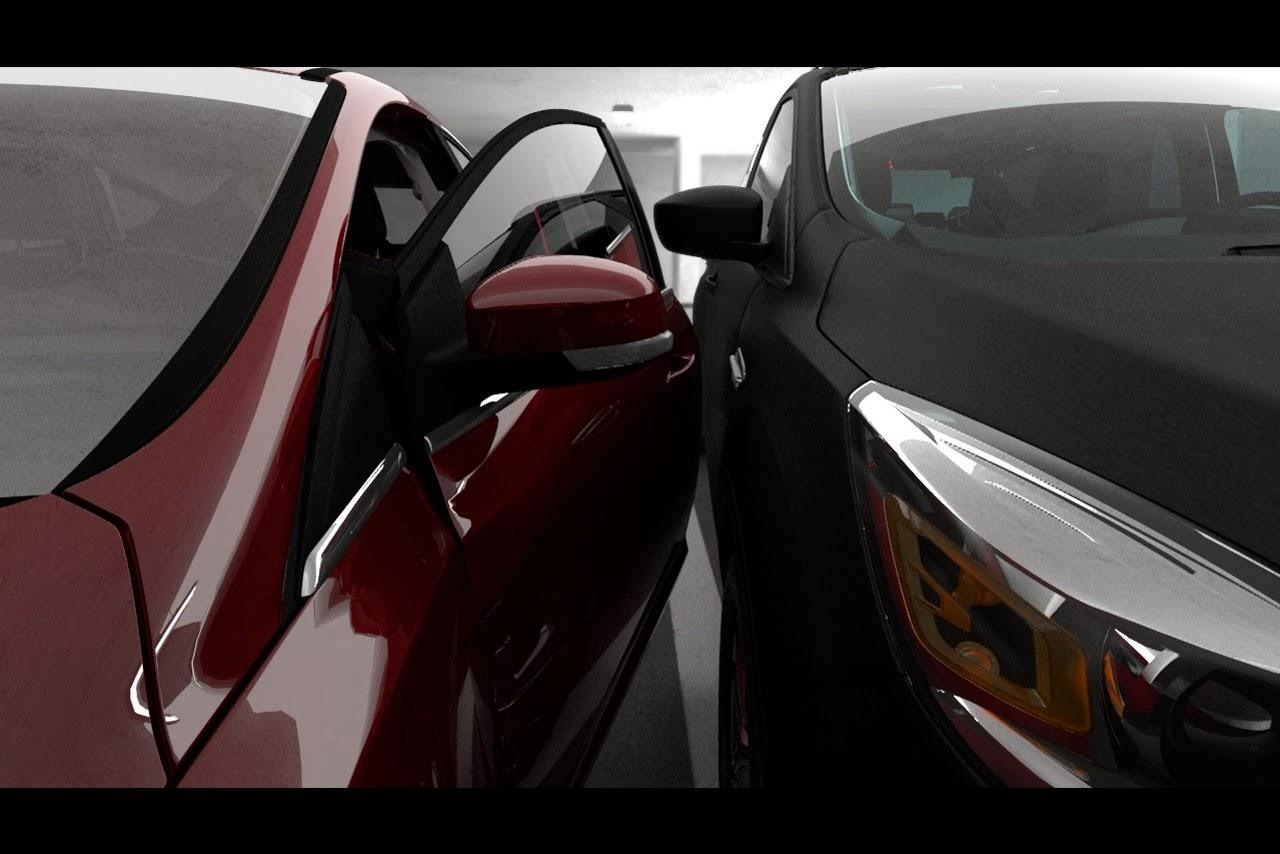 Ford: Đỗ xe tự động bằng 1 nút bấm 2